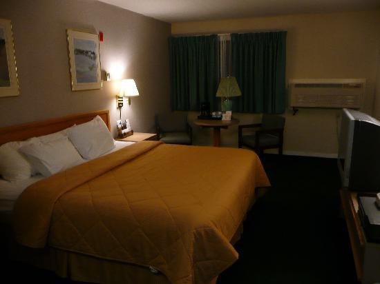 Killington Center Inn & Suites: Zimmer