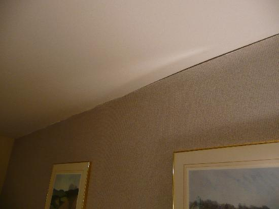 Killington Center Inn & Suites: Die Tapete löst sich