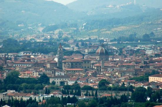 Пистойя, Италия: Pistoia Skyline