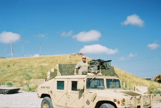 Kitob, Usbekistan: 4 wheeling in Uzbekistan with an MK19 40mm Machine Gun, MOD 3