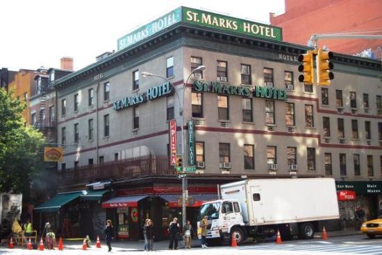 โรงแรมเซนต์มาร์ค: Nueva York, Nueva York, Estados Unidos