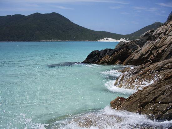Arraial do Cabo, RJ : playa mas linda que conozco de brasil!