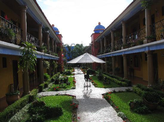 San Felipe del Agua, เม็กซิโก: Hotel Angel Inn, Oaxaca, México