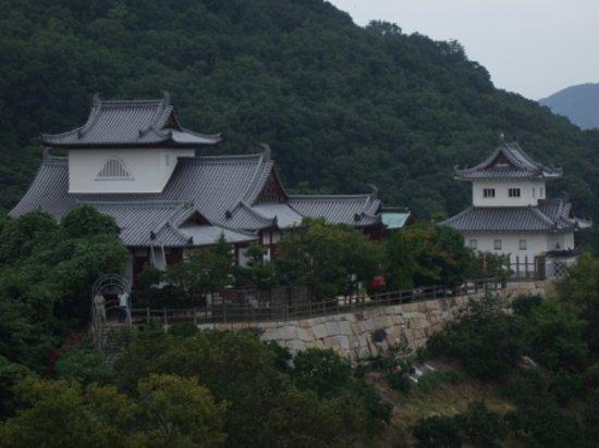 尾道市, 広島県, 水軍城の全貌