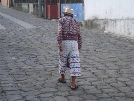 San Pedro La Laguna, جواتيمالا: Otro papacho.. en San Pedro La Laguna