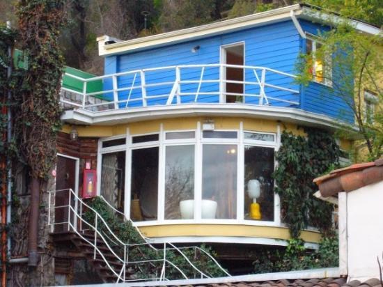 Σαντιάγκο, Χιλή: La Chascona