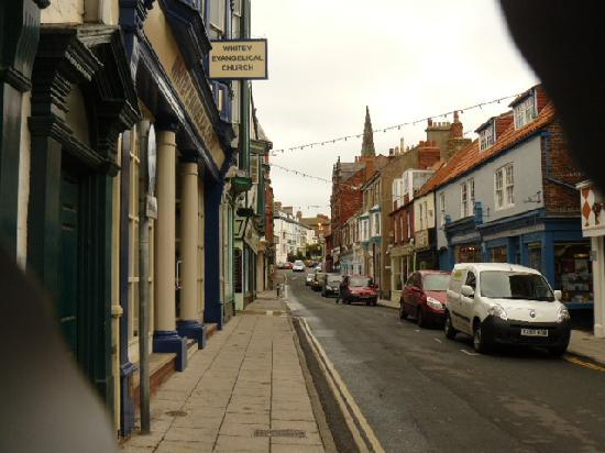 The Leeway: Whitby