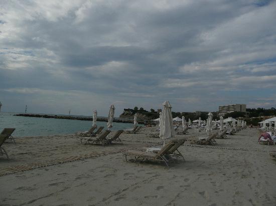 Sani Club: Beach