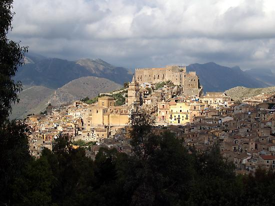 Caccamo and its castle