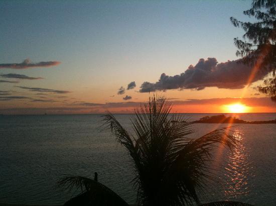 Club Med La Pointe aux Canonniers: Sunset