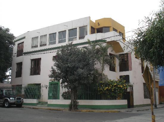 Barranco's Backpackers Inn: Barranco Backpackers