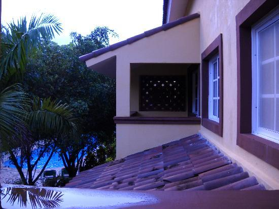 Bali Hai Cabarete Townhouses: view from my patio
