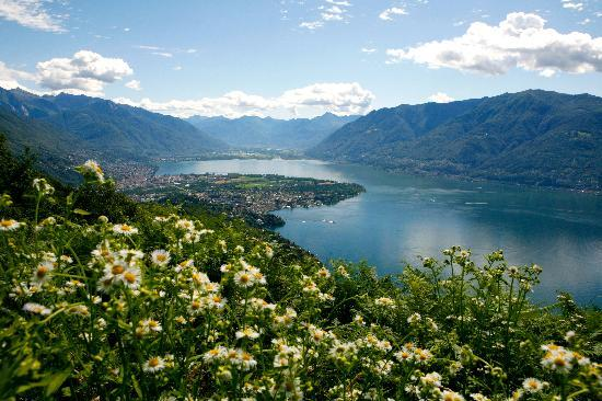 Lago Mayor, Suiza: Lago Maggiore Svizzera