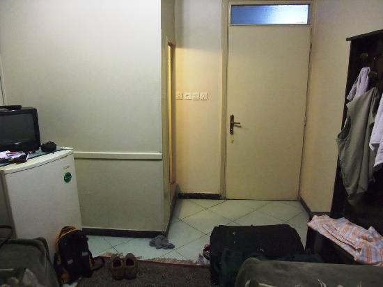 Firouzeh Hotel: Chambre double