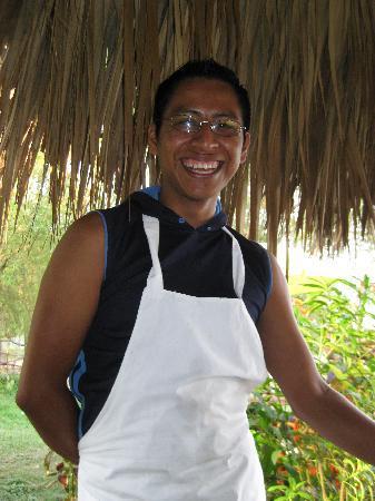 Cafe La Puerta: Chef Santos