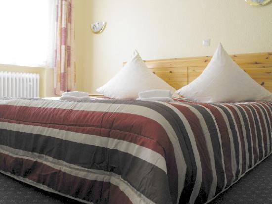 Hotel Holl : Zimmer