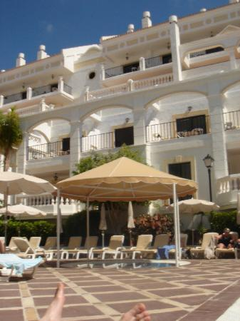 Hollywood Mirage Tenerife: Hotel