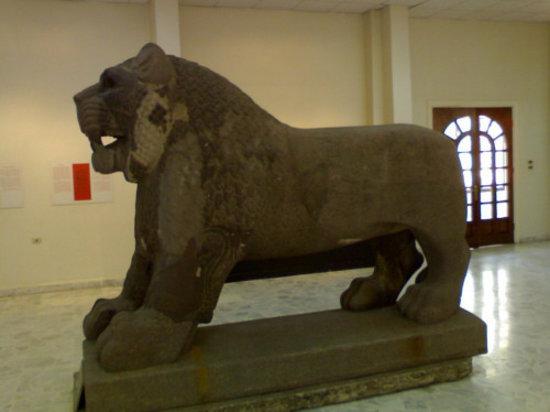 Hamah, Sýrie: Aramean Lion