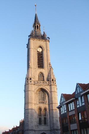 Tournai Youth Hostel: Tournai - beffroi