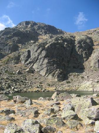 Penalara Natural Park: Laguna Grande de Peñalara