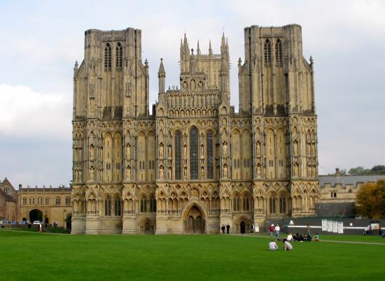 Beryl B & B: Wells Cathedral