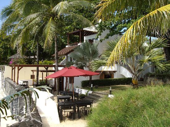 Le Beach Club: dove farete colazione!