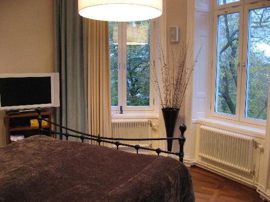 Lydmar Hotel : Bedroom