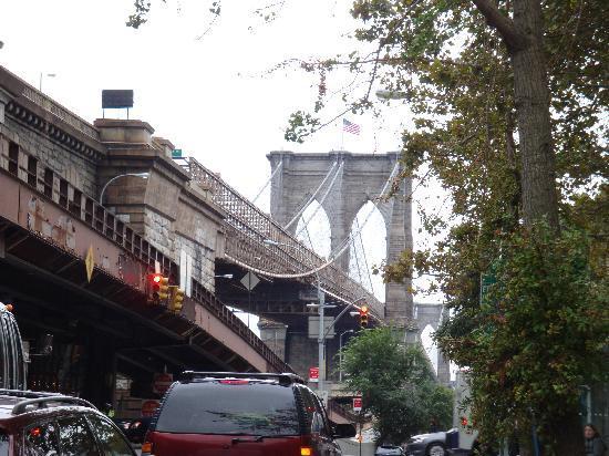 شيلسيا سافوي هوتل: Brooklyn Bridge