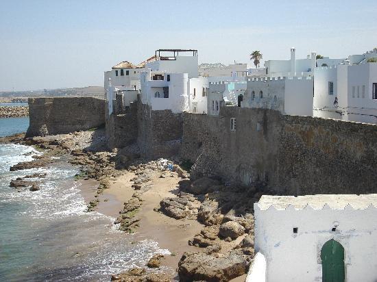 Hotel Al Alba: Mirador Asilah