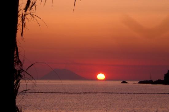 Santa Maria, Italien: tramonto