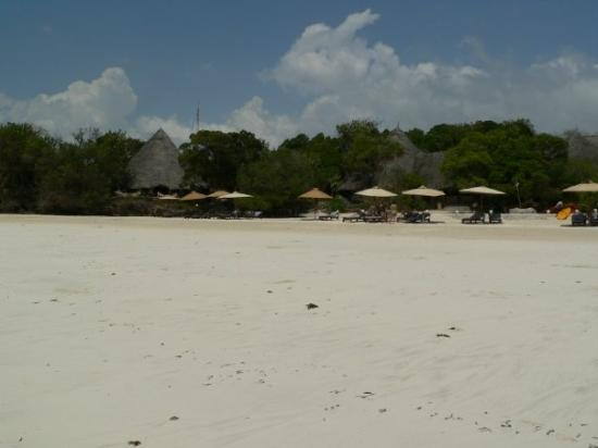 Gazi, Кения: Wonderful beach of Chale Island
