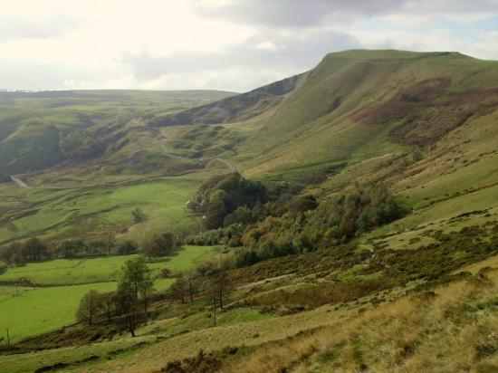 Peak District At The White Peaks Picture Of Edale Hope
