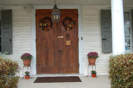 Churchtown, PA: The door to heaven