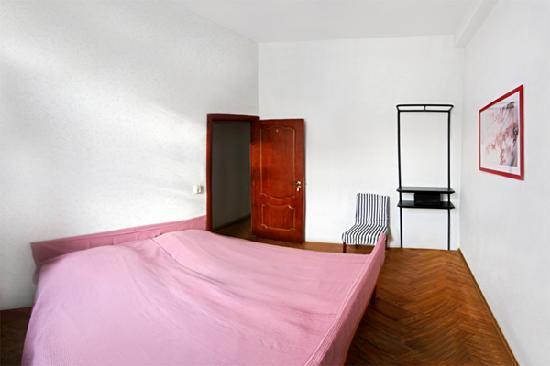 Capital Hostel: twin/double room