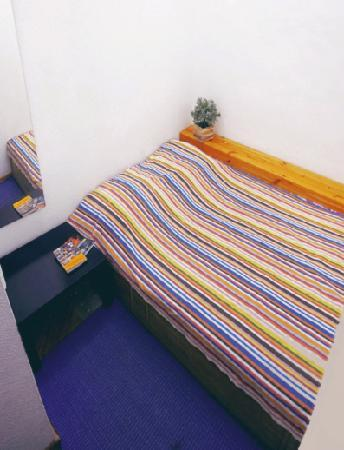 Capital Hostel: double room