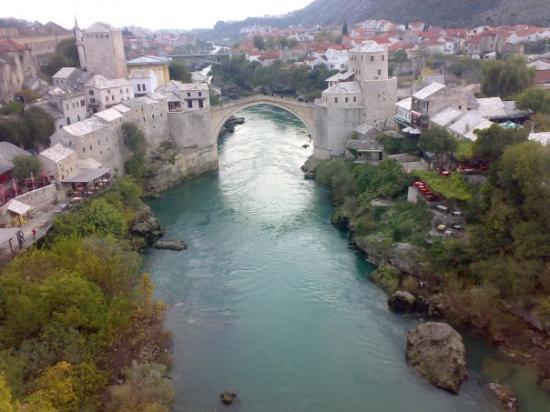 Old Bridge (Stari Most): Najljepša rijeka na svijetu, najljepši most na svijetu!!!!!!