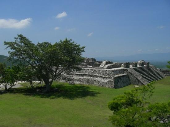 Cuernavaca  Messico  Sito Di Xoxhicalco