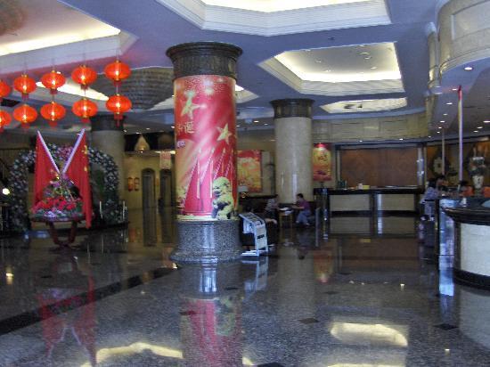 Victoria Grand Hotel: Lobby
