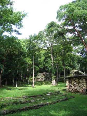 San Juan Chamula, เม็กซิโก: Sito di Bonampak