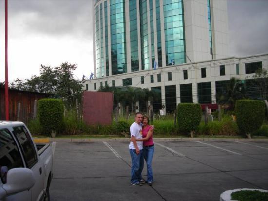 Tegucigalpa Marriott Hotel: Tegucigalpa