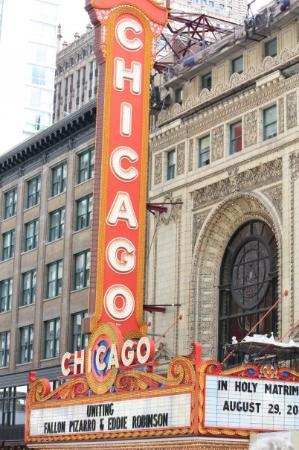 Chicago Opera Theater : Old Famous Theater of Chicago