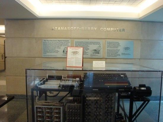Ames, IA: 1st Electronic Computer was born here!