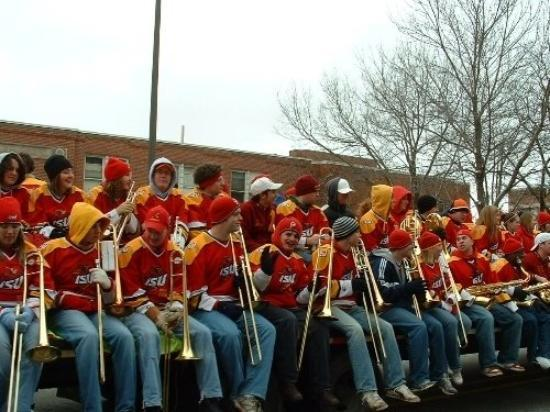 Ames, IA: Marching Band