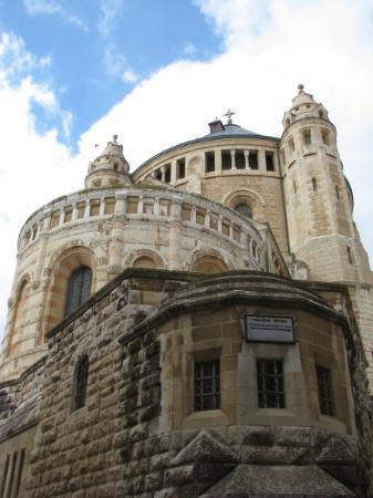 Notre Dame de Sion Ecce Homo Convent: XX a. britų bažnytėlė