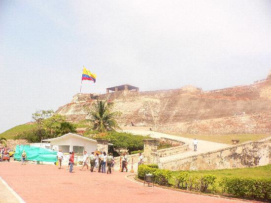 Colombie : Fortress San Felipe