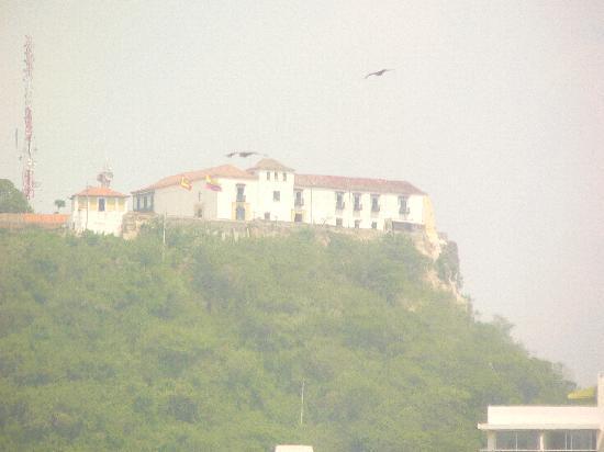 Colombie : La Popa monastery