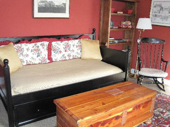 The Dinsmore House Bed & Breakfast: Jefferson Room