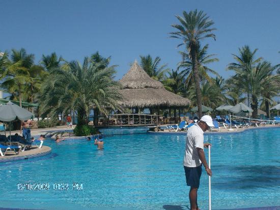 SunSol Isla Caribe: Las instalaciones