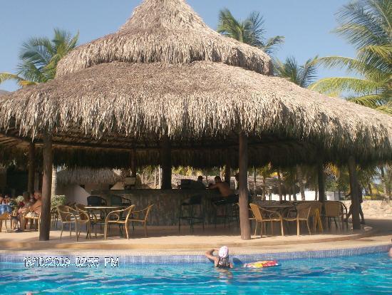 Isla Caribe Beach Hotel: el hotel