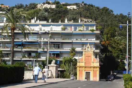not as comfortable as hoped but not flowery picture of hotel napoleon menton tripadvisor